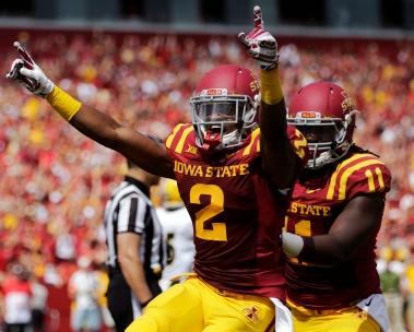 Football: Iowa State loses season opener to North Dakota State